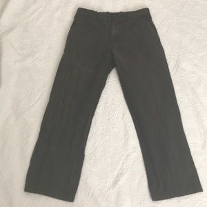 Men's vintage banana Republic plaid pants